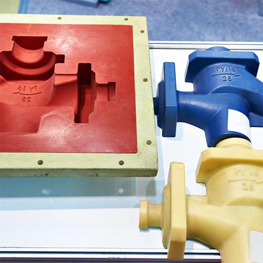 plastic molder square