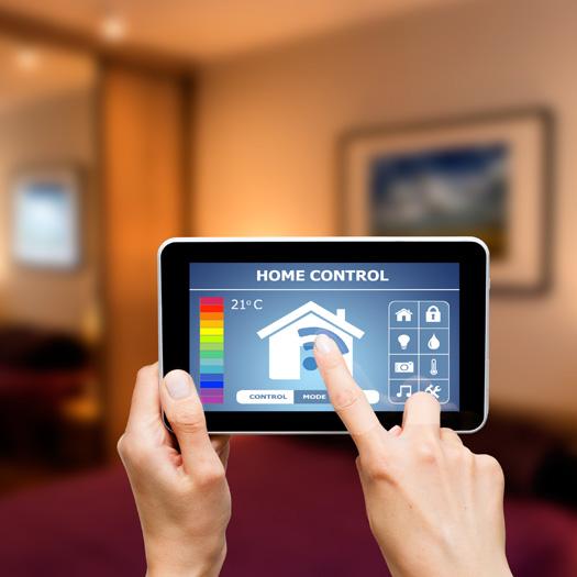 smart home polycarbonates