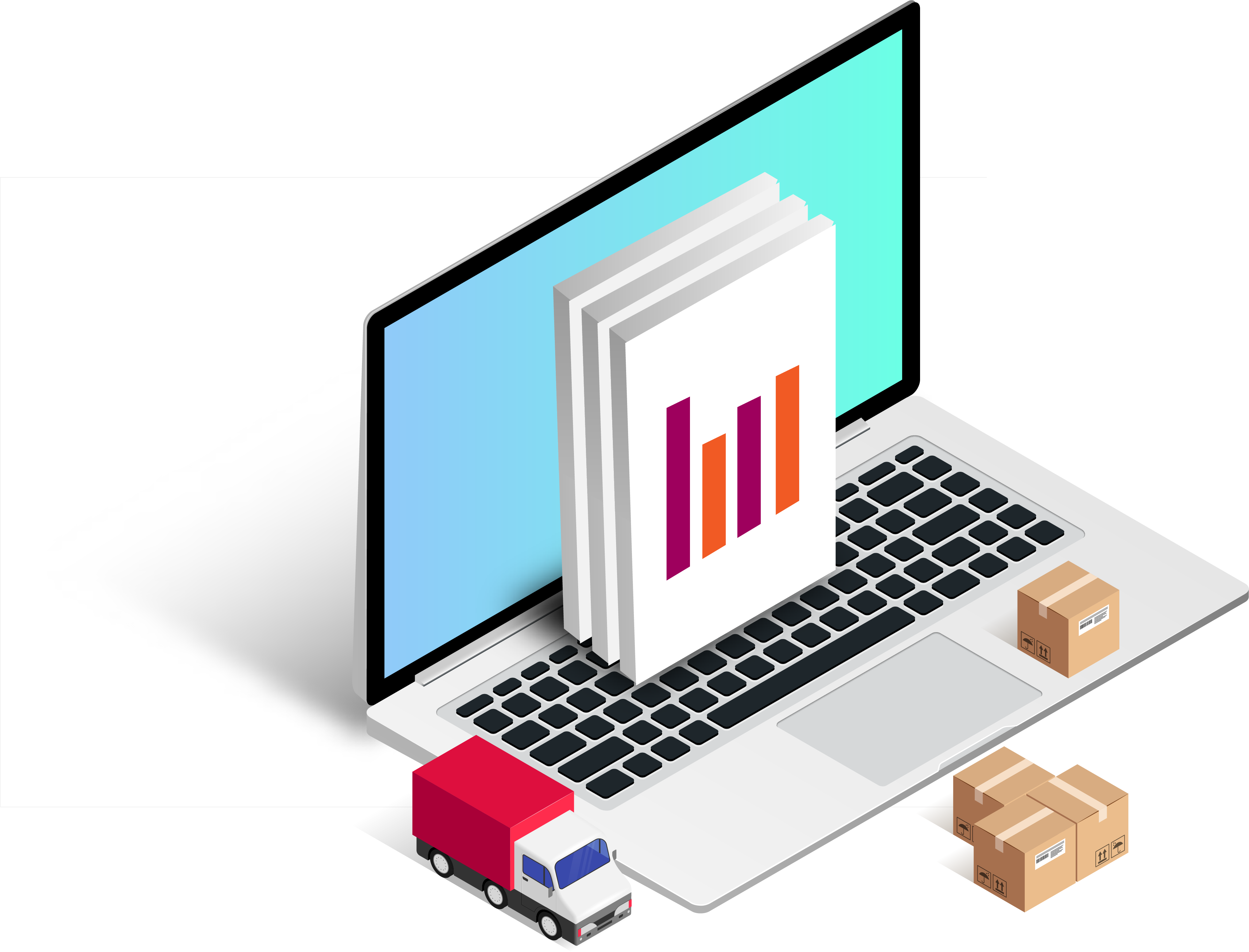 Real-Time Access to Order Status + Shipment Tracking